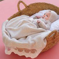 Ropa Bautizo bebé moderna