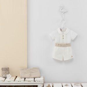 ropa bautizo bebé moderna niño