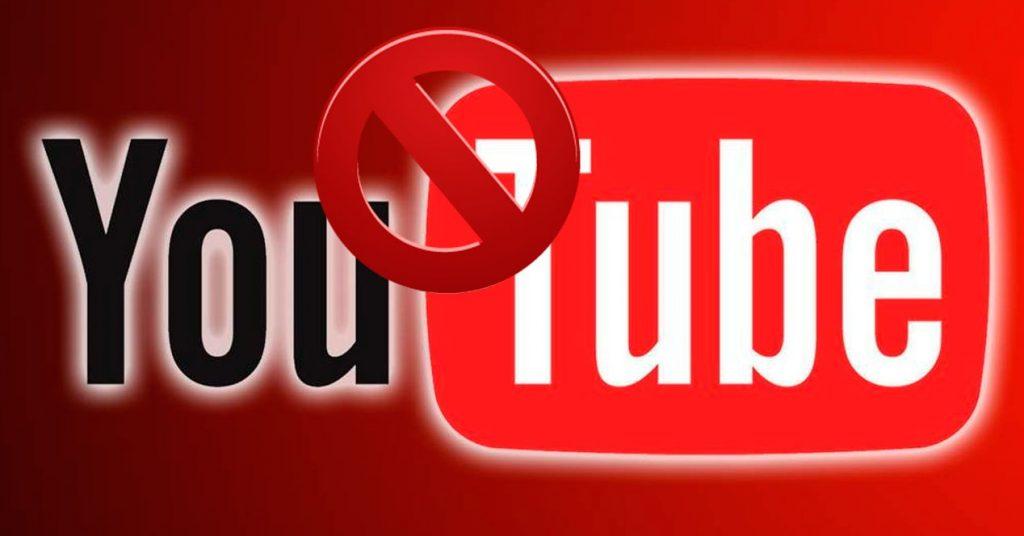 peligros de youtube