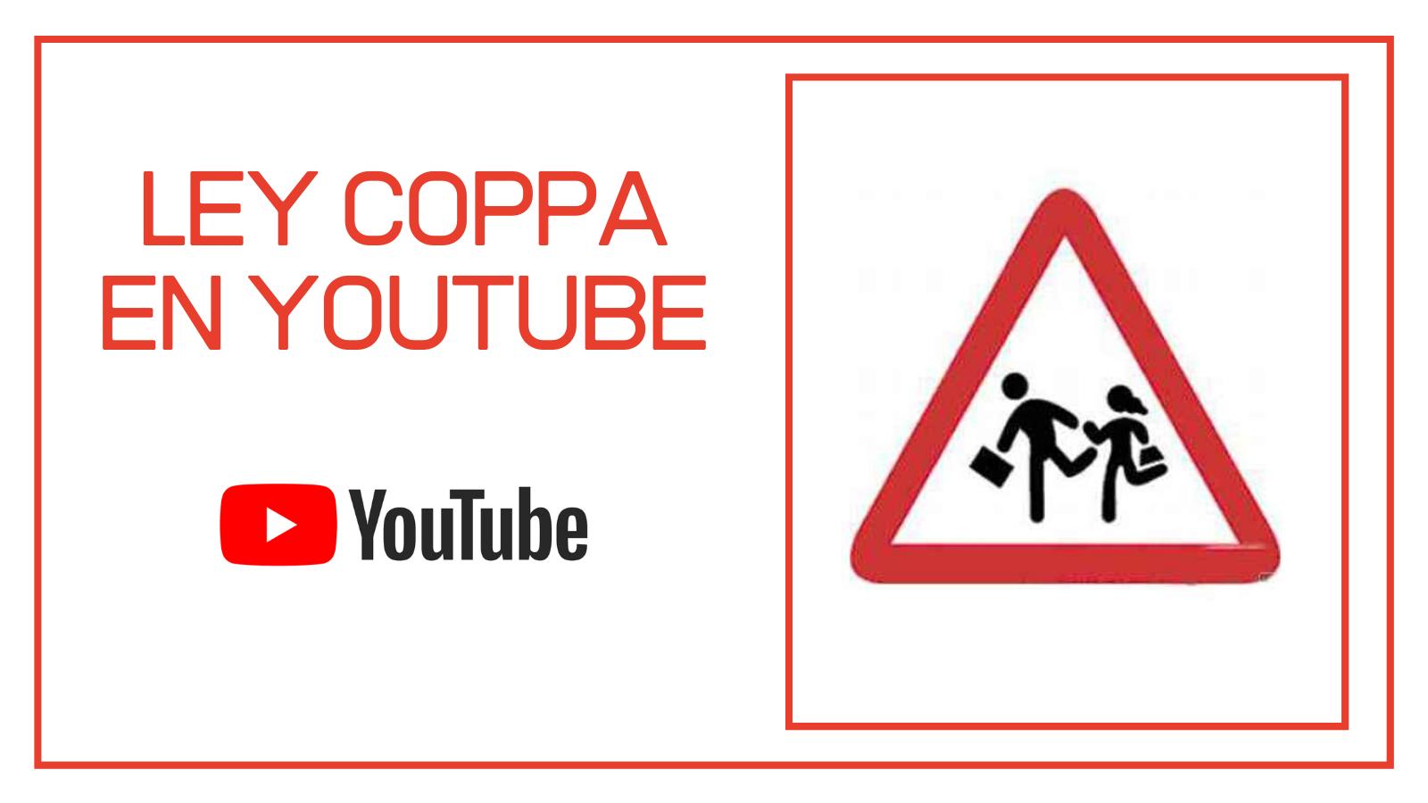 LEY COPPA EN YOUTUBE