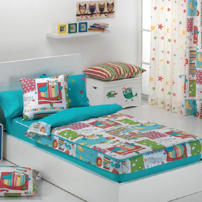 Saco nórdico para camas infantiles BIRD B de Cañete