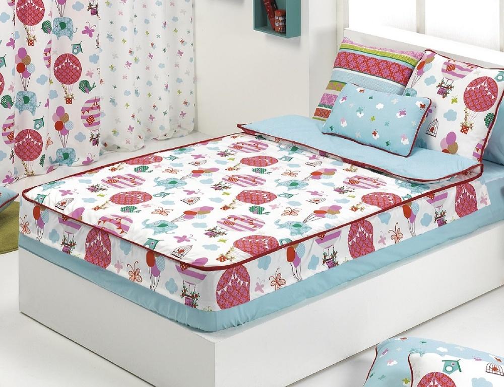 Saco nórdico para camas infantiles GLOBE B de Cañete