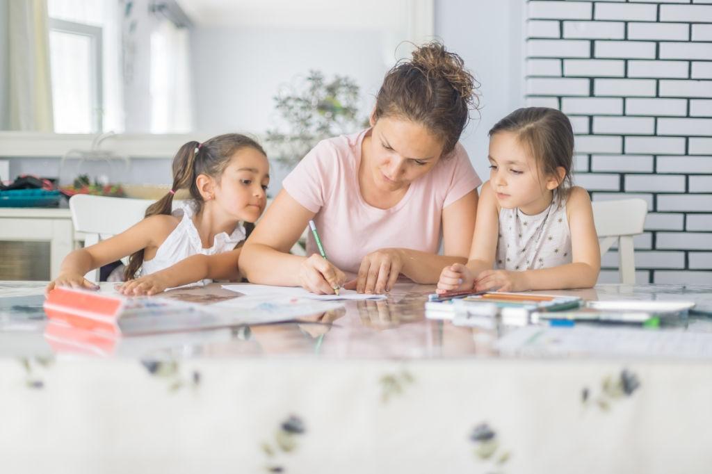 Educar en casa durante la cuarentena del coronavirus