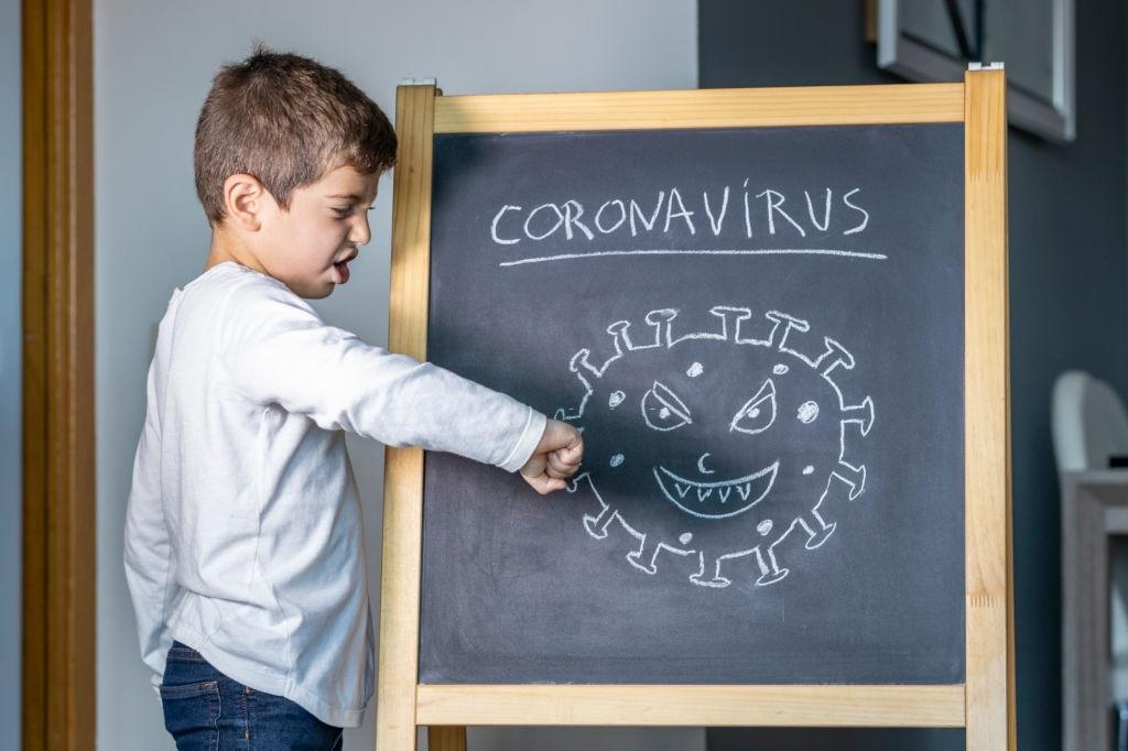 Proteger a los niños del Covid-19