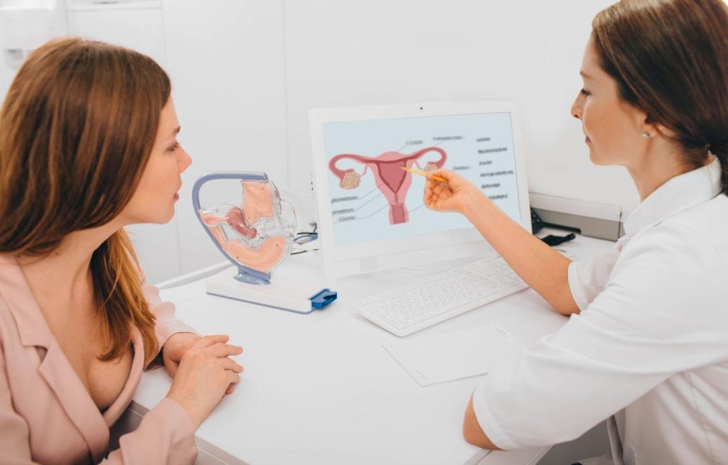 Revisión ginecólogo después de parto