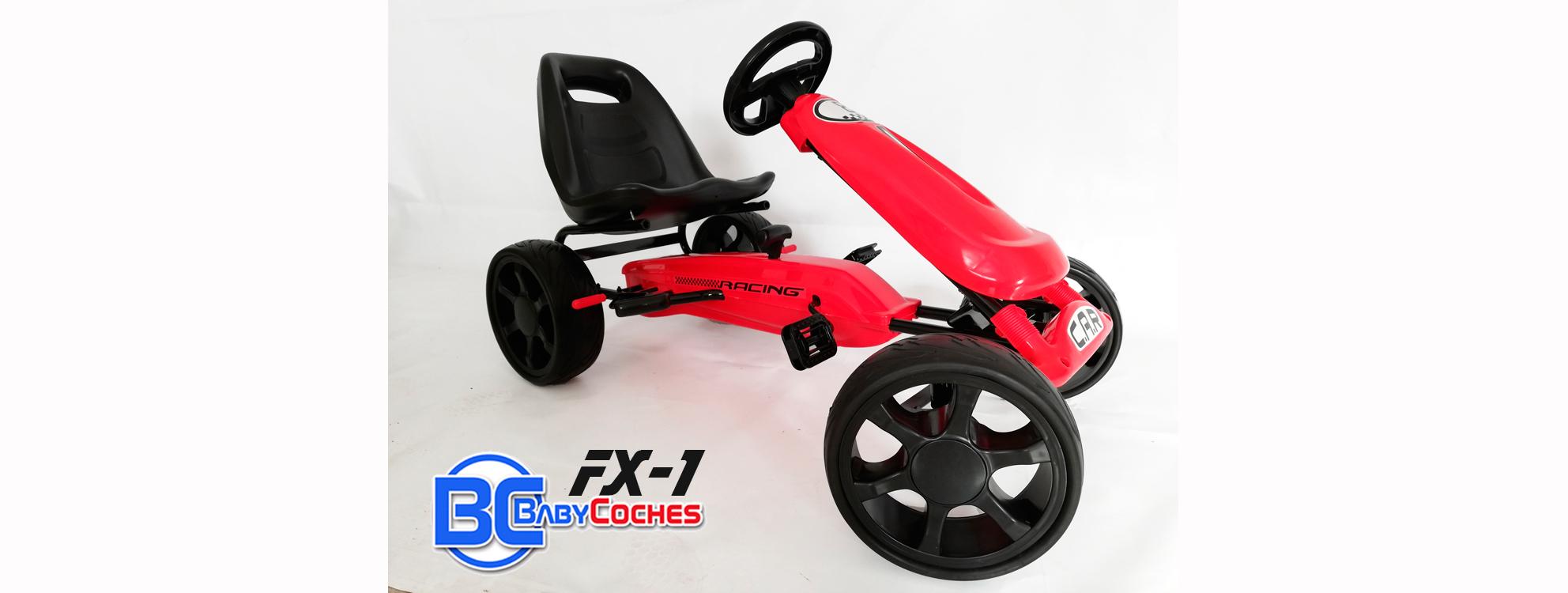 coche a pedales FX-1