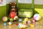 Baúles para guardar juguetes