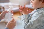 Cuidar la piel de los niños en tiempos de coronavirus