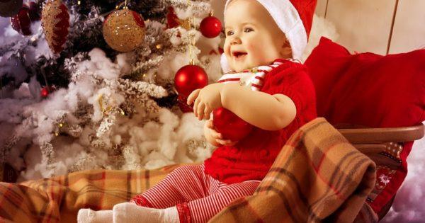 Nombres para niñas nacidas en Navidad