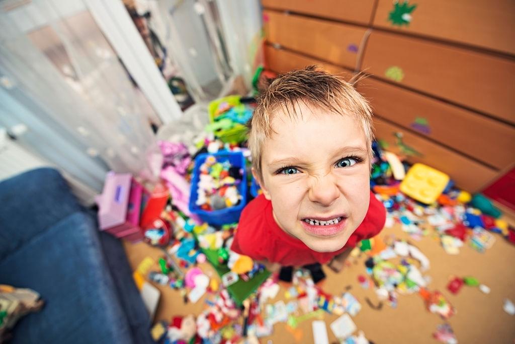 Ventajas de un baúl para guardar los juguetes de los niños