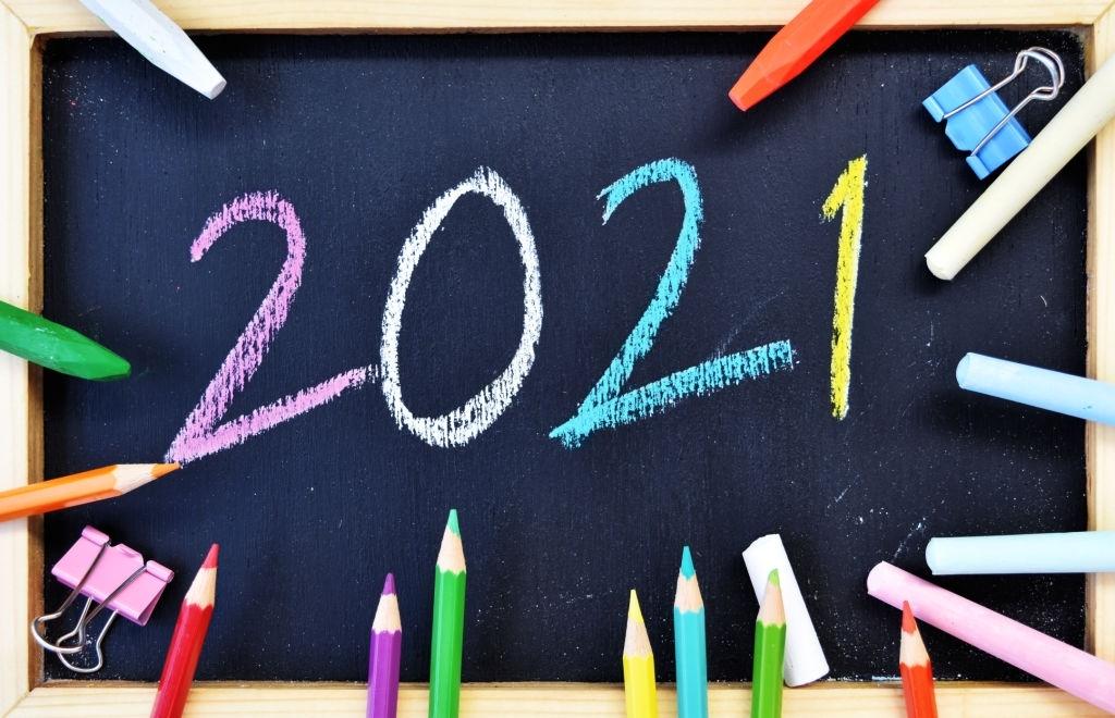 Material escolar para la vuelta al cole 2021