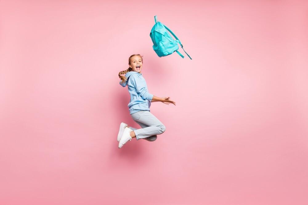 Ideas de mochilas y portatodos divertidos para niños de primaria